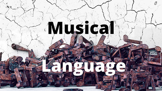 Musical language